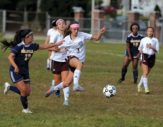 UPDATED: Nutley HS girls soccer team gives competitive efforts