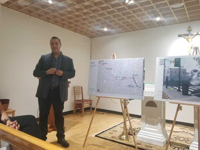 Updates for Irvington Avenue presented