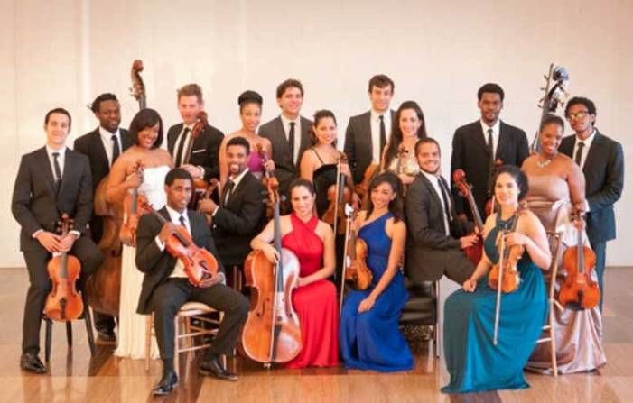 CHS students visit Carnegie Hall for 2019 Sphinx Virtuosi Concert