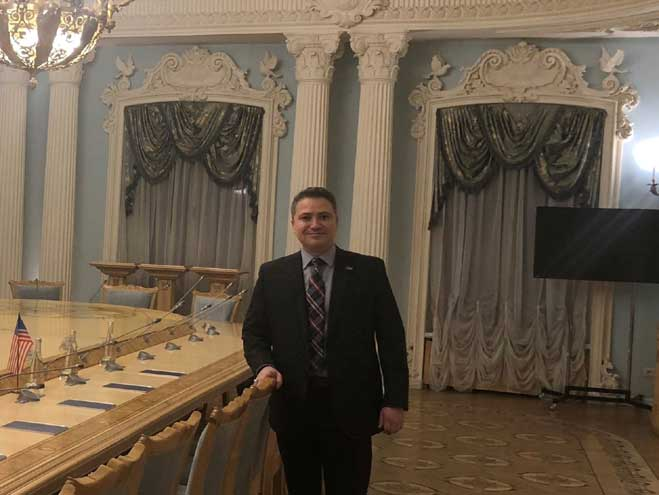 SHU professor enlisted by USAID to help strengthen Ukraine top court