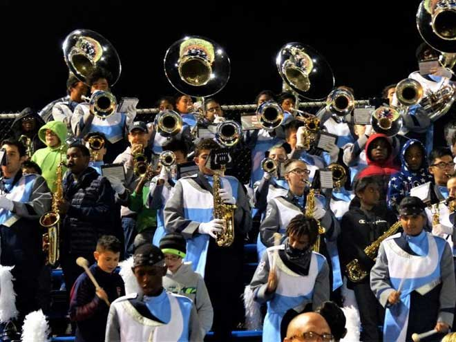 West Orange holds fifth annual District Band Night