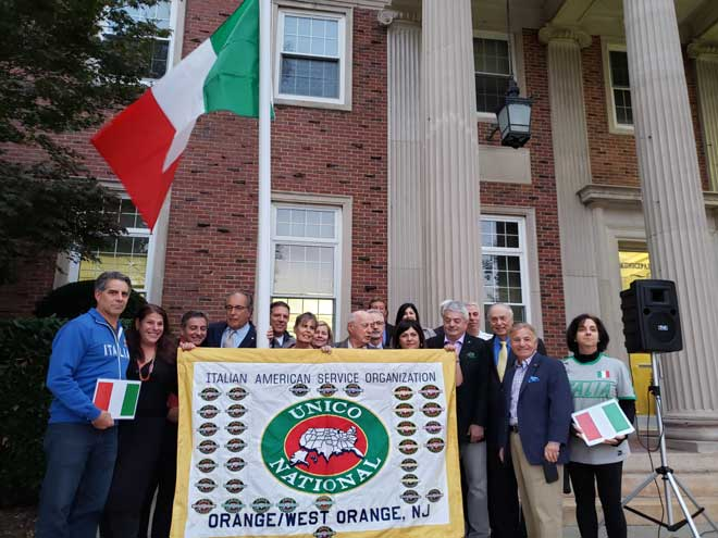 Celebrating Italian heritage in West Orange