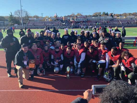 Bloomfield Jr. Bengals B squad wins Super Bowl title