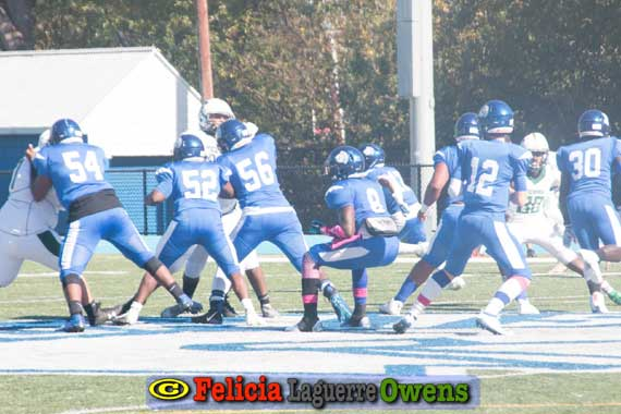 UPDATED: Irvington HS football team to host Cranford in sectional playoffs
