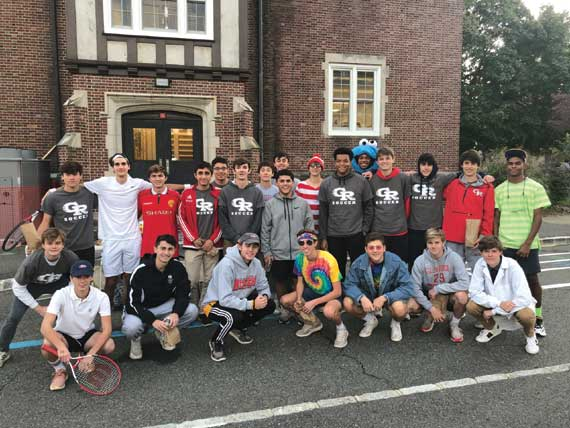 Glen Ridge HS boys soccer team advances to sectional final for second year in a row