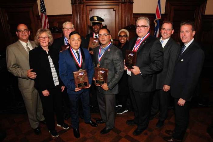 Freeholders honor local servicemen at Veterans Day celebration