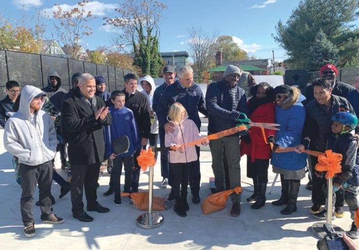 New skate park unveiled in Orange