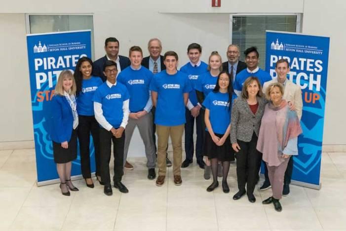 High school entrepreneurs awarded $50,000 in cash and scholarships from SHU