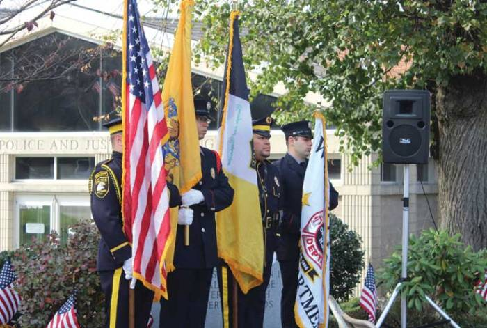 West Orange honors veterans