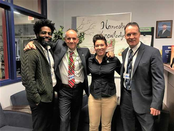 Garden State Equality rep helps WOSD prepare to implement new state law