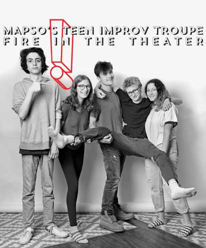 Teen improv to take over the Burgdorff on Dec. 14