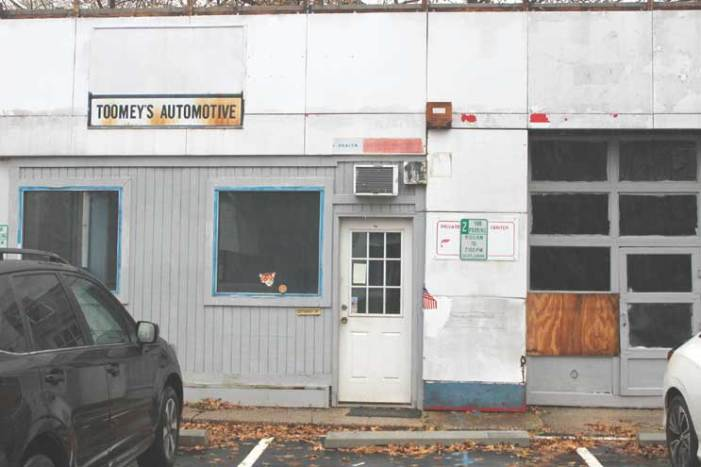 Planning Board approves Toomey's redevelopment plan