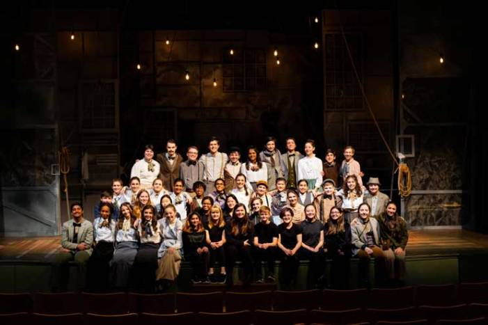 Local students stage 'Our Town' at Pingry School