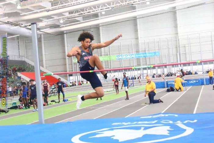 East Orange Campus HS boys indoor track and field team finishes second at SEC Championships