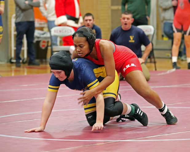 PHOTOS: Bloomfield HS girls wrestling tournament
