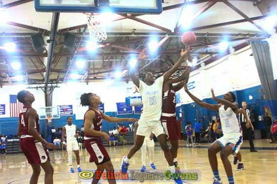 No. 2 seed Irvington HS boys basketball team advances to ECT semifinals