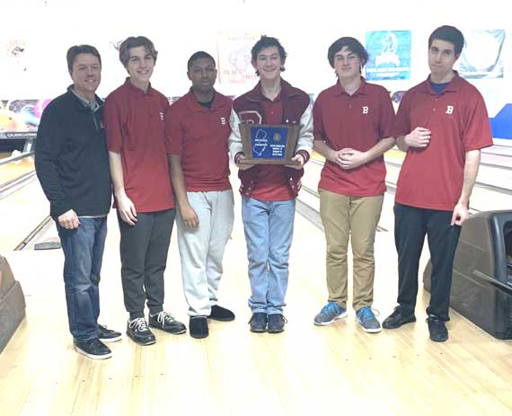UPDATED: Bloomfield HS boys bowling team wins North 1B Group 4 championship