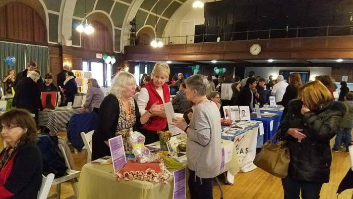 Calling all community groups to the annual volunteer fair