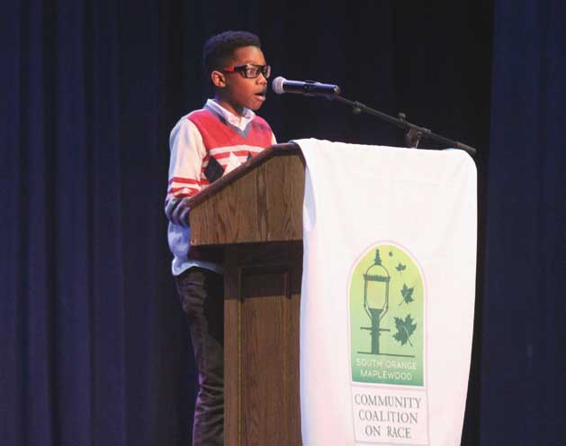 MLK celebration highlights his message, student tenacity