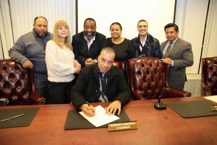 Newark Housing Authority announces aggressive Section 8 program leasing initiative