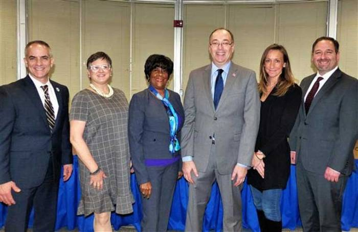Tunnicliffe, Rothstein sworn in at BOE reorg meeting