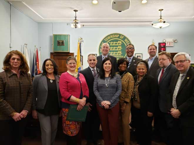 TC honors former Board of Ed members at meeting