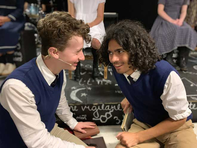 WO students to perform in Vanguard's 'Spring Awakening'