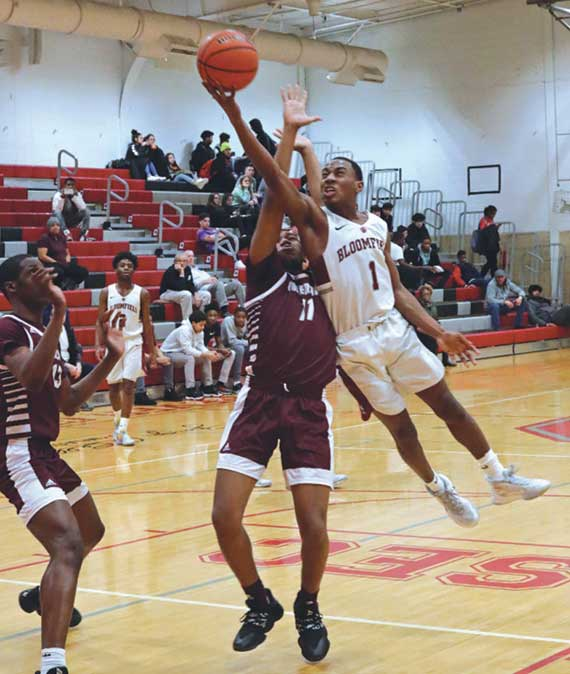 Bloomfield HS boys basketball team gives good efforts despite tough losses