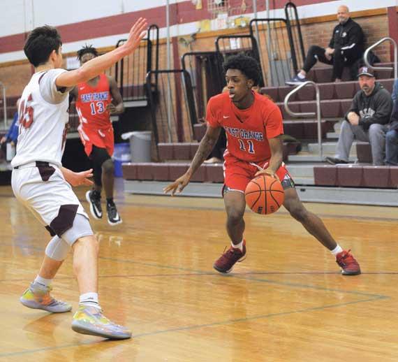 East Orange Campus HS boys hoops wins SEC title; preps for states