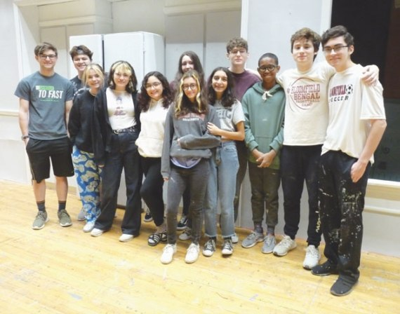High school production wakes up with 'Drowsy Chaperone'