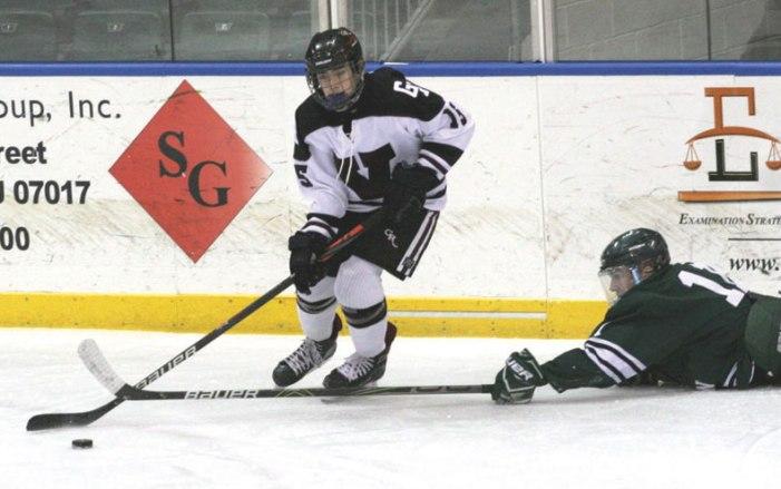 Verona/Glen Ridge ice hockey team piles up more wins; sits atop Kelly Division