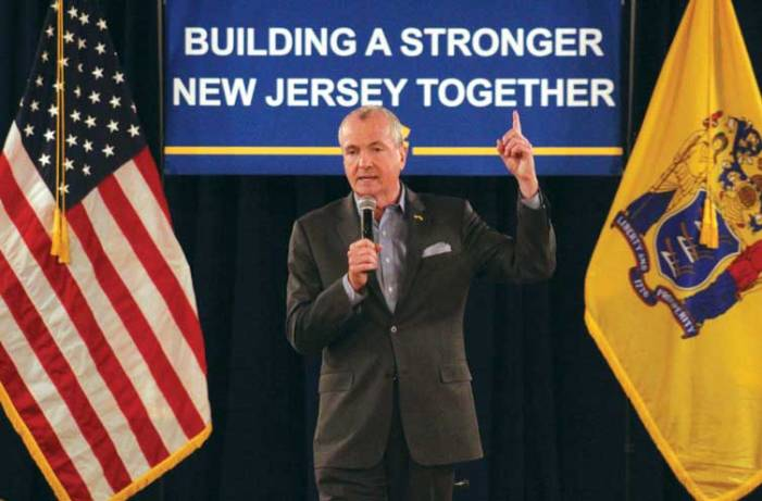Murphy speaks at town hall meeting in Maplewood