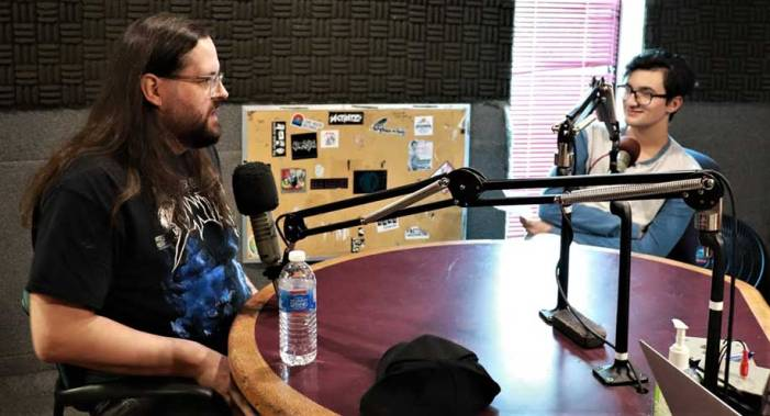 Black Dahlia Murder frontman appears on WSOU's 'DJ Takeover'