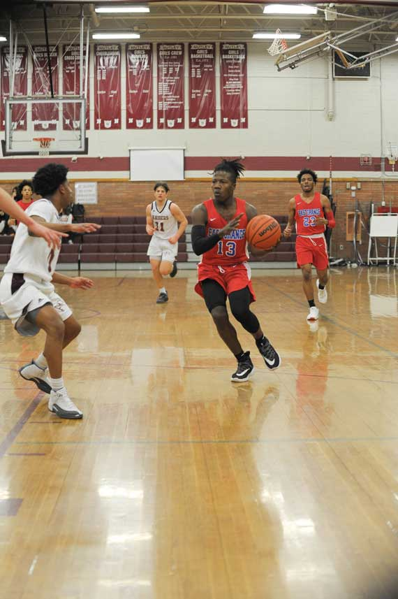 East Orange Campus HS boys hoops team prevails to move to 23-3 as state tourney looms