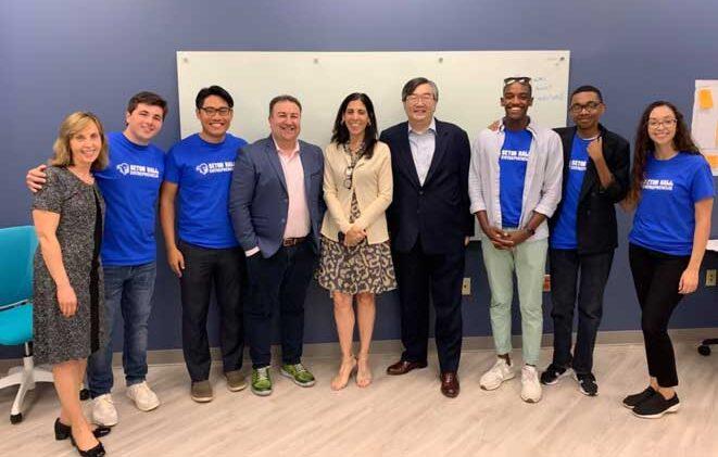 SHU alumni join Center for Entrepreneurial Studies advisory board