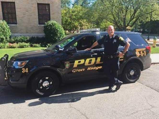 Glen Ridge police officer dies from coronavirus