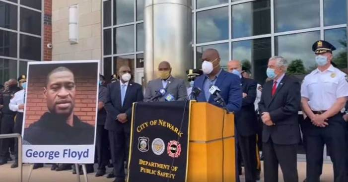 Essex County law enforcement members denounce killing of George Floyd