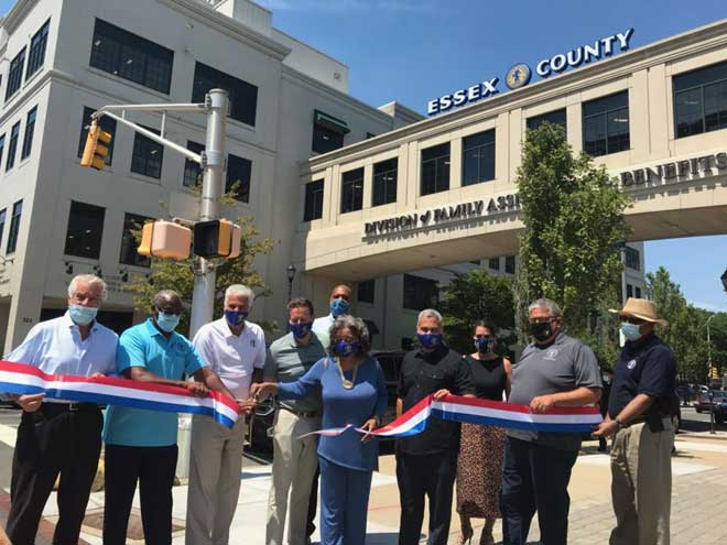 County dedicates new DFAB headquarters