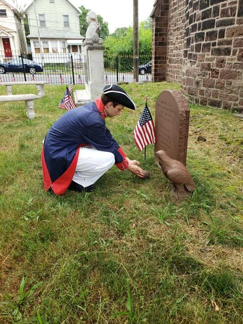 Revolutionary War soldier honored in Nutley and Belleville
