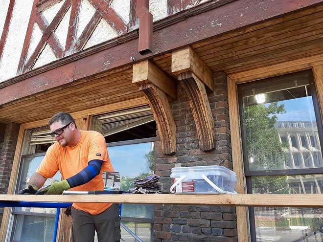 Work back on track for Village Hall redevelopment