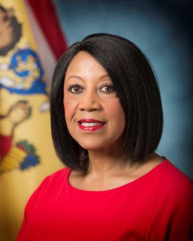 Sheila Oliver named a leader of nation's Lieutenant Governor Association