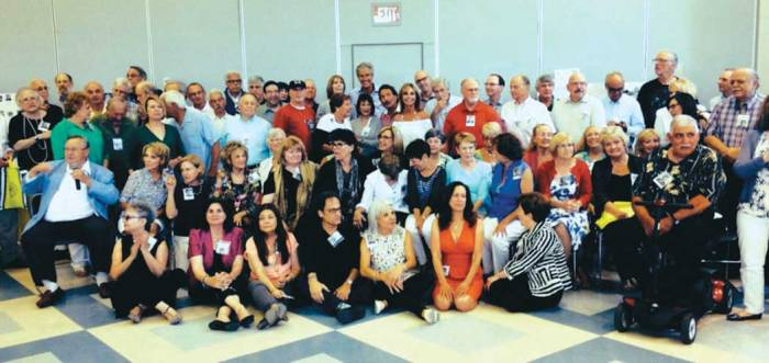 Mountain HS Class of '64 holds virtual reunion