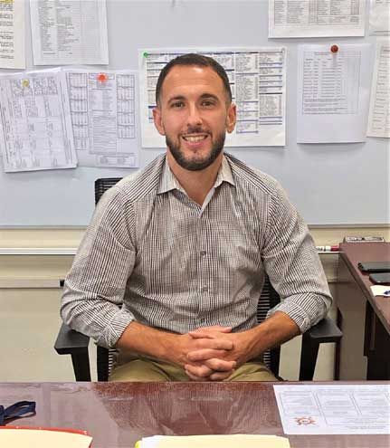 WOSD welcomes new executive director of personnel and special projects