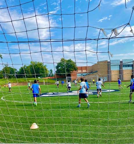WOHS boys soccer in gear for modified season