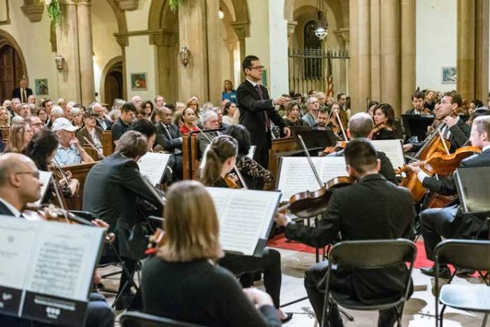 Montclair Orchestra partners with Valissima Institute