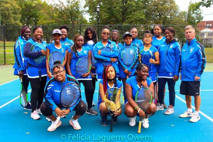 Irvington High girls tennis team ready for a great season