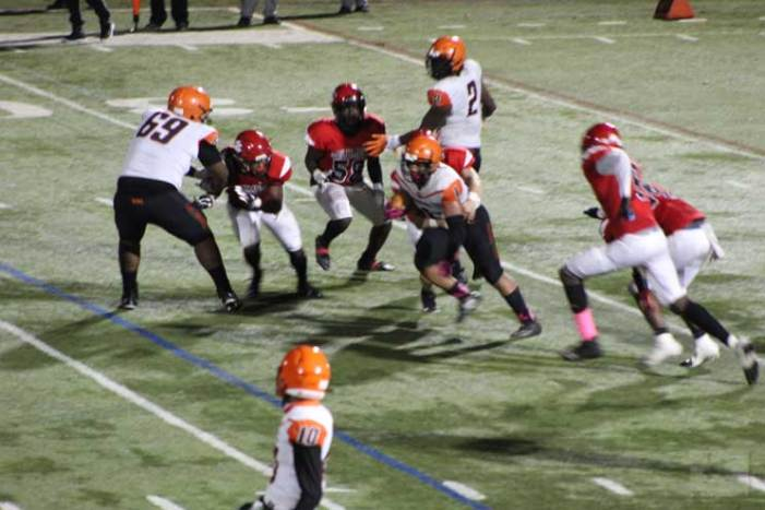 Cougars top Tornadoes in Battle of the Oranges II