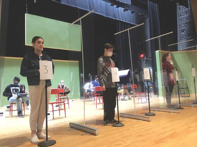 BHS thespians are on first with annual fall play