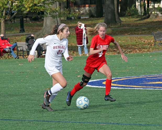 Glen Ridge routs Bloomfield girls soccer team