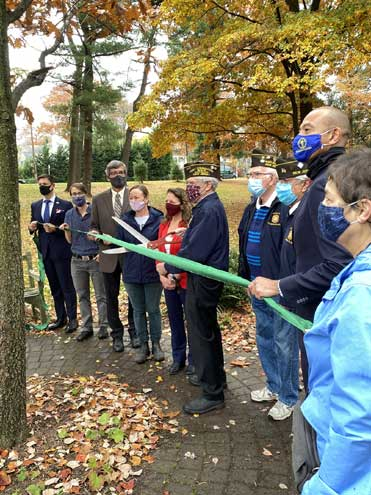 MMPC joins with Maplewood VFW to restore Vietnam Veterans Memorial
